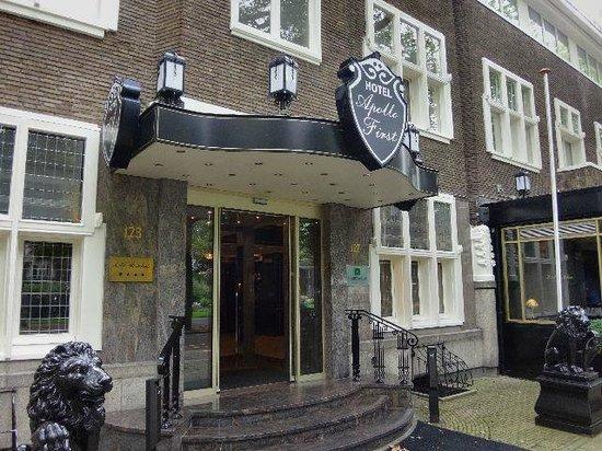 Apollofirst boutique hotel Amsterdam: Exterior