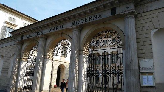 Galleria Civica d'Arte Moderna : .