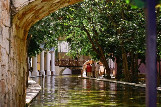Occidental Grand Xcaret All Inclusive Resort: Hotel area