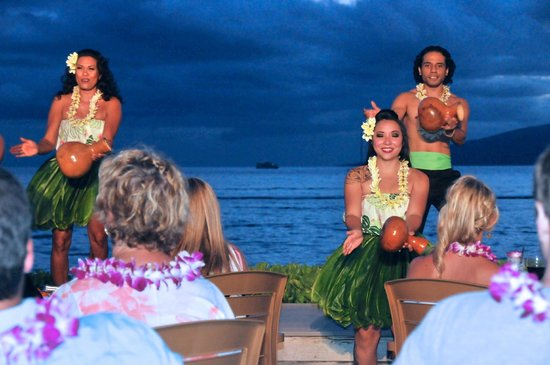Feast At Lele: luau