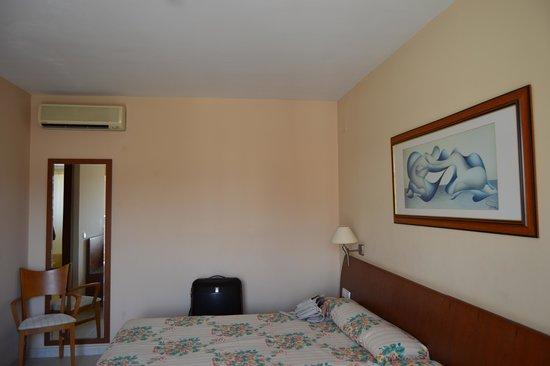 Gran Hotel Peñíscola: Habitacion