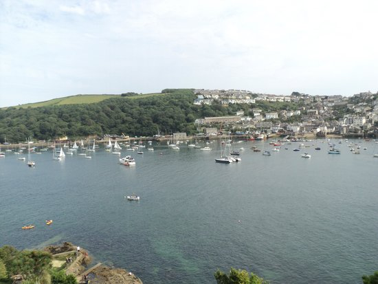 The Fowey Hotel: River View