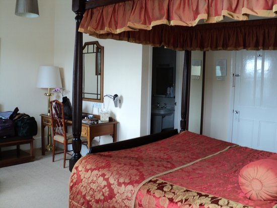 The Fowey Hotel: Large room