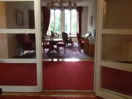 Hotel Glarnerhof: Interieur