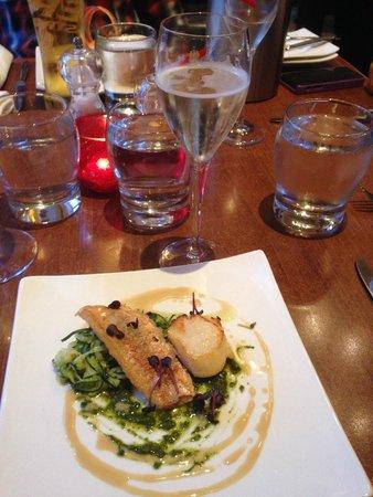 Monty's Brasserie: Yummy :-)