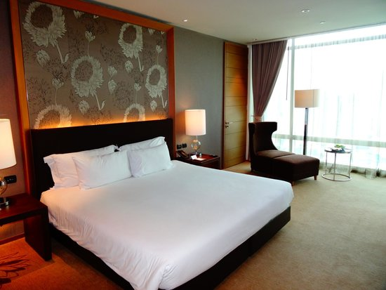Eastin Grand Hotel Sathorn : Elegant suite