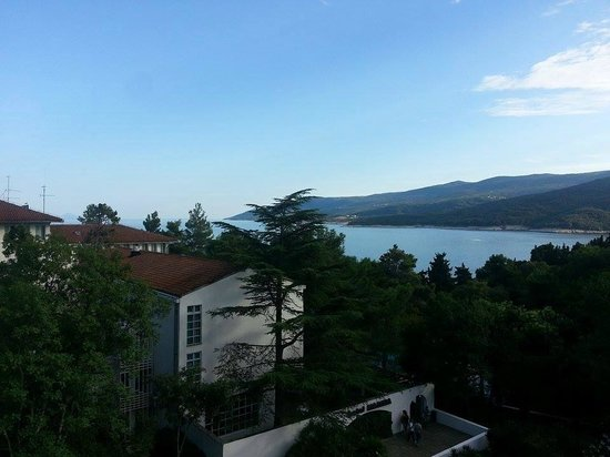 Mediteran Residence: Our view (3th floor)