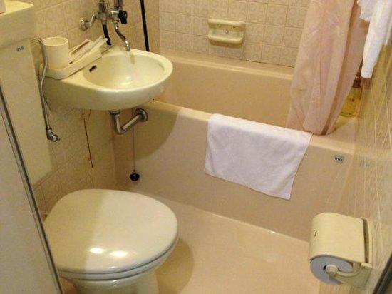 Heiwadai Hotel Otemon: 排水が悪かったです