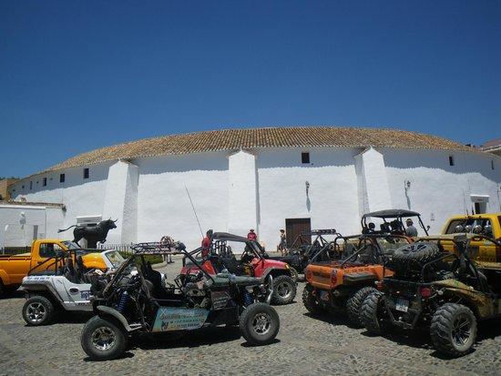 TopBuggy : Plaza de Toros de Ronda