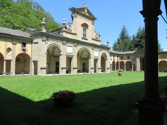 Locanda del Pellegrino: monastero