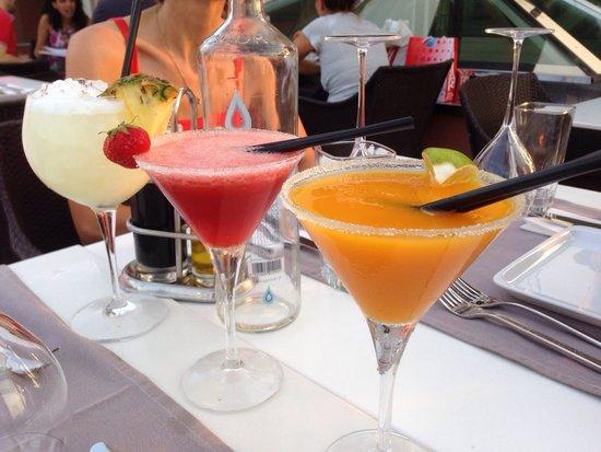 Chocolat Royal: Wonderful cocktails !