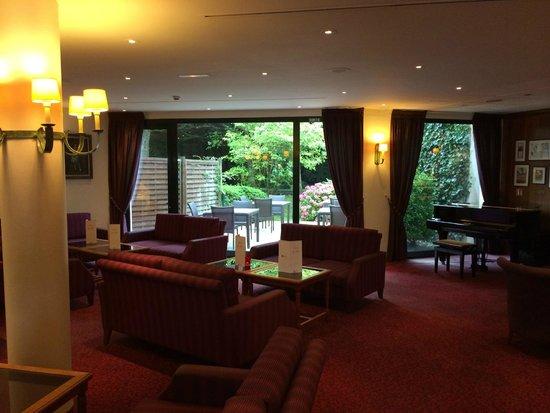 Hotel du Parc: Salon