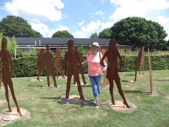 Sussex Prairies Garden: New friends found at Prairie Gardens