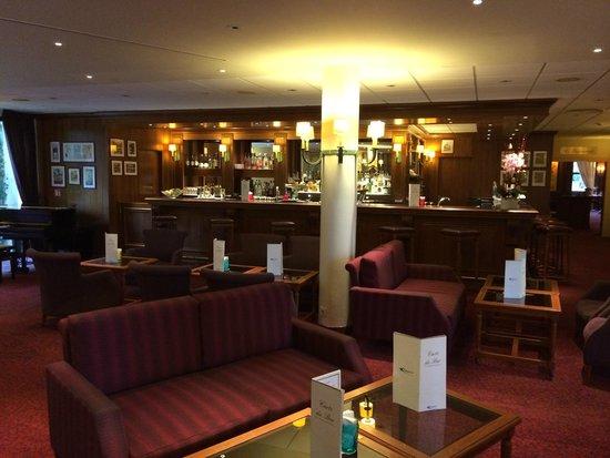 Hotel du Parc: Bar