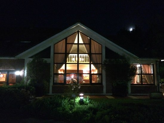 Hôtel du Parc : Extérieur