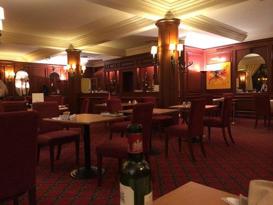 Hôtel du Parc : Restaurant