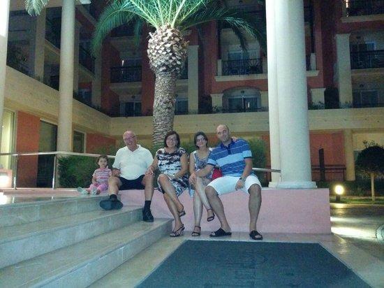 Hotel Bonalba: Exterior hote