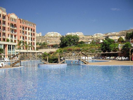 Hotel Bonalba Alicante : Vista desde las tumbonas