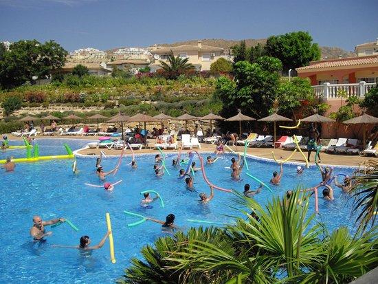 Hotel Bonalba: Diversión y ejercicio en el agua