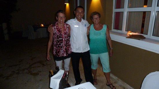 Now Larimar Punta Cana: sehr schöner Abend im Mexicaner.