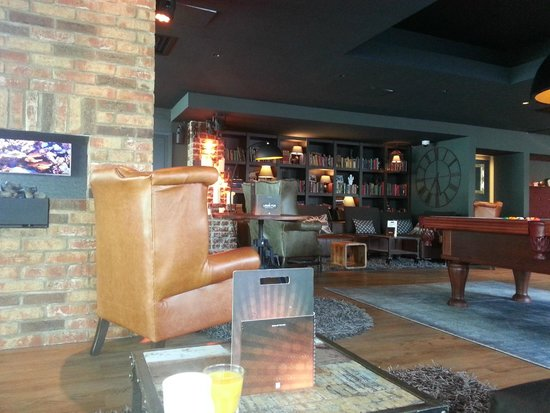pentahotel Birmingham: The urban chic at work