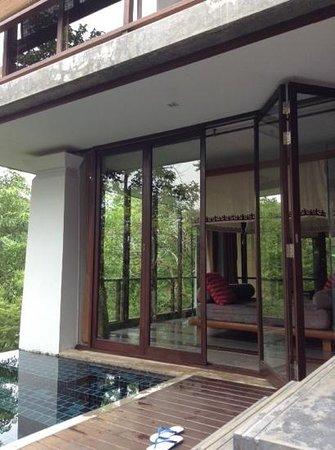 Villa Zolitude Resort and Spa: villa superieure