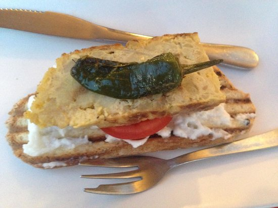 Bodega los Sanchez: torta verde