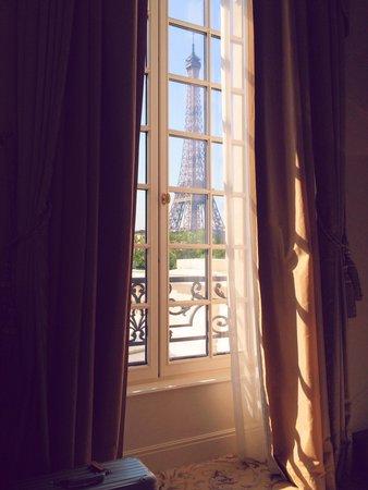 Shangri-La Hotel Paris: Camera 305