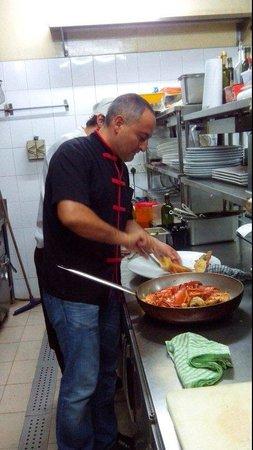 Sassorosso: Chef Giovanni™