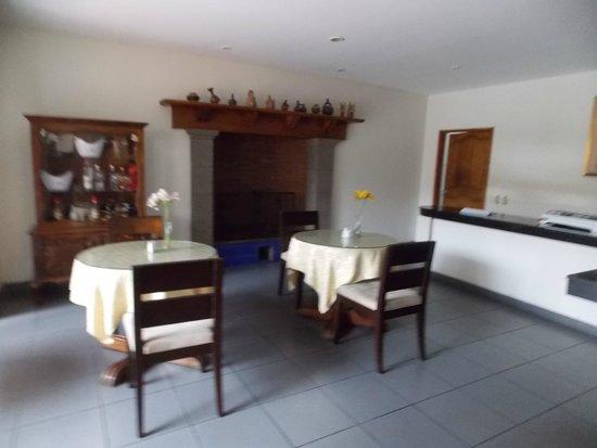 Hotel San Antonio Abad: breakfast dining room