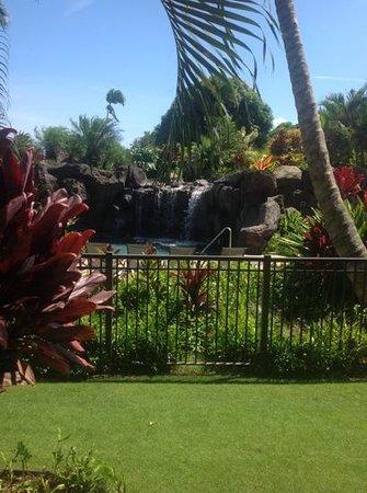Koloa Landing Resort: tranquility pool