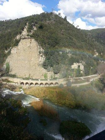 Cascata delle Marmore - Percorso panoramico