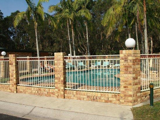 Glen Villa Resort : Pool area