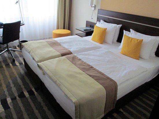 Hotel Duo : bedroom