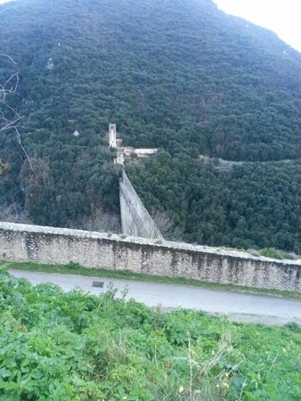 The Tower's Bridge: Vista dalla rocca