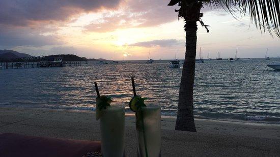 Saboey Resort and Villas : cocktails