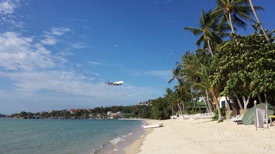 Saboey Resort and Villas : view