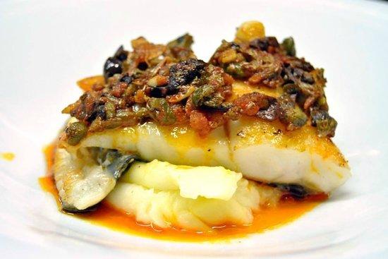Restaurant Marangels: merluza