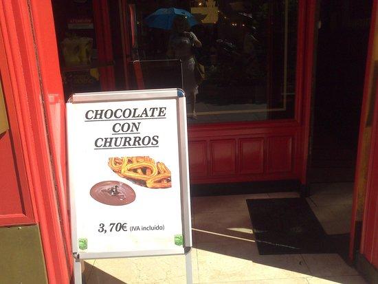 Chiky : Chocolatito.