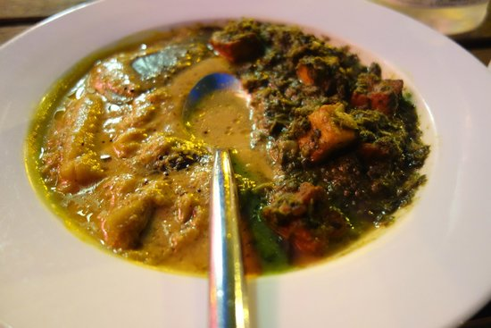 Planet India : Spinach Paneer