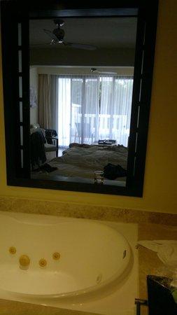 Grand Sunset Princess All Suites Resort: Номер