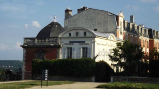 Pavillon Henri IV : l'hôtel