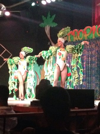 IBEROSTAR Tainos: The show at night