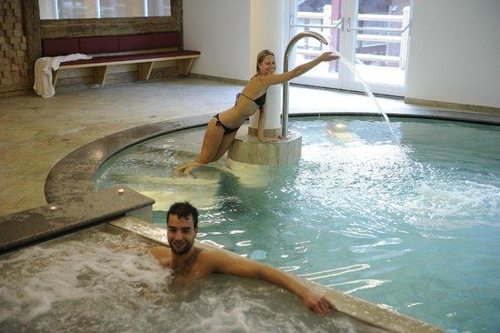 Alpstyle Hotel Albolina: centro wellness
