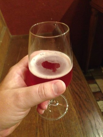 Brasserie Cantillon : Cheers!