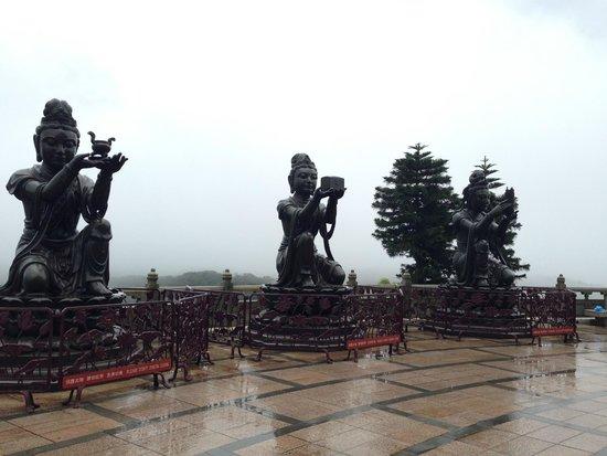 Grand Bouddha : big buddha