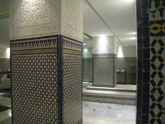 Hotel la Tour Hassan: hall 2
