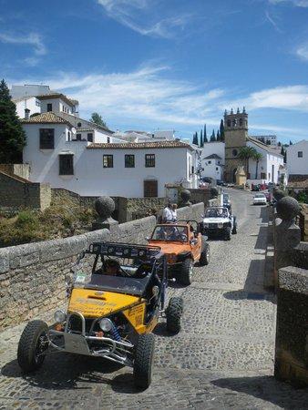 TopBuggy : Puente Viejo, Ronda