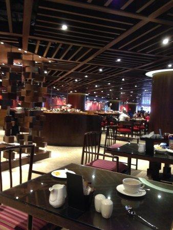 Sheraton Imperial Kuala Lumpur Hotel: Restaurant on 1st floor