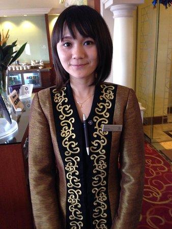 Sheraton Imperial Kuala Lumpur Hotel: Cathrys